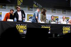Taron Egerton, Colin Firth, Channing Tatum, Halle Berry, Pedro Pascal & Jeff Bridges