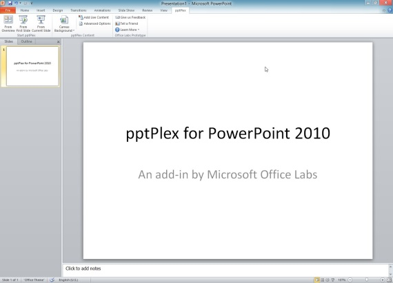pptPlex Prezi-like Add-in PowerPoint 2010, 2013, 2016 - 05