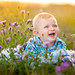 Baby on a Summer Meadow