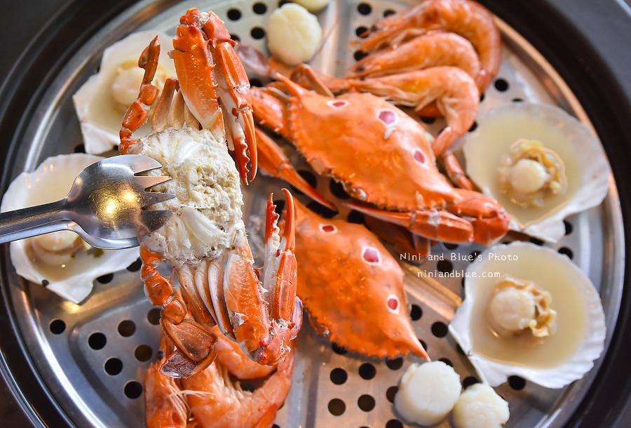 草屯美食 海鮮鍋 一品蒸料亭海產聚餐餐廳16