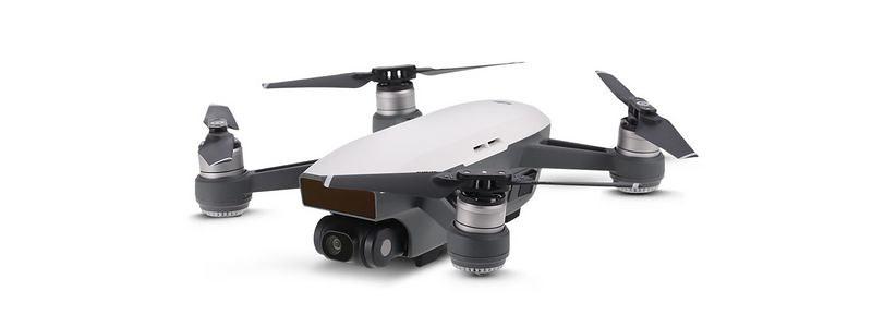 Certains utilisateurs du drone DJI Spark signalent des collisions inexpliqués