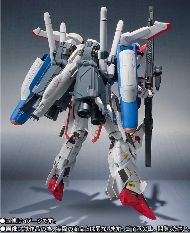 【台灣PB開放預購!】METAL ROBOT魂 (Ka signature)〈SIDE MS〉《鋼彈前哨戰》Ex-S鋼彈 (Task Force α) Ex-Sガンダム タスクフォースα
