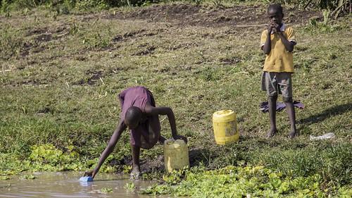 kenyamissions gospel jesus christ drinking water living