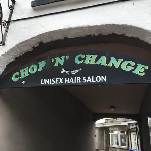 Baddest #Hair #Puns No. 106 - Castleblayney Co. #Monaghan #Ireland