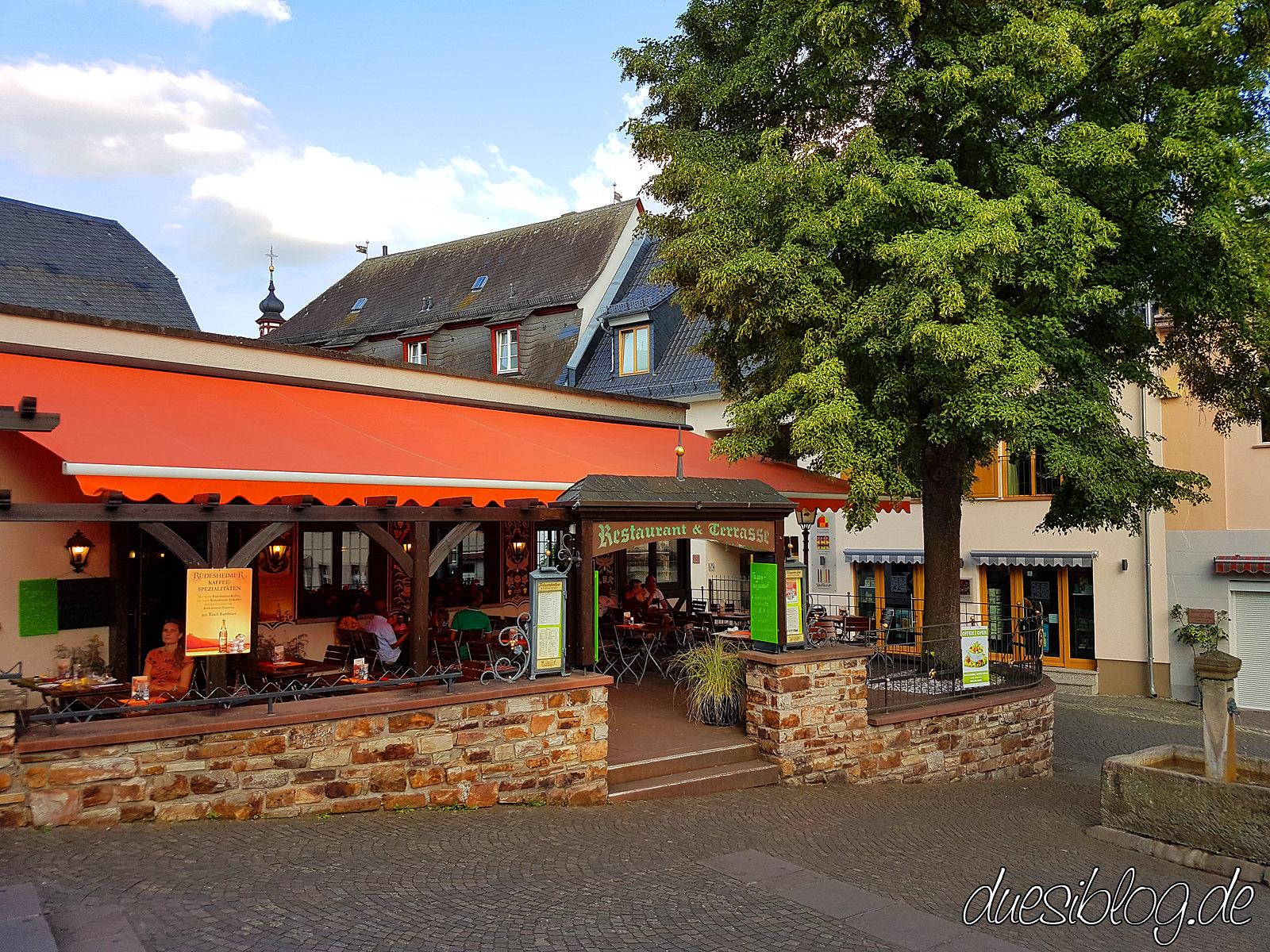 Ruedesheim vegan Rheingau Travelblog duesiblog 04