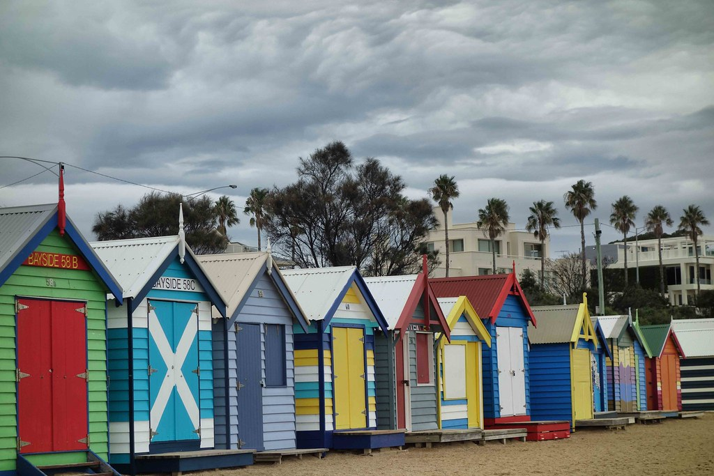 Melbourne - Brighton Beach 1