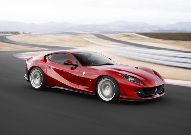 Ferrari 法拉利啟動 New Power 15 全新延長保修服務 - 812 Superfast