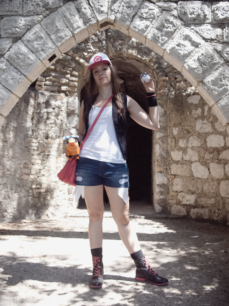 related image - Sortie Cosplay Chateau de Nice -2017-07-23- P1011132