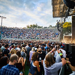 Sat, 15/07/2017 - 7:55am - From Forest Hills Stadium in Queens, NY, July 15, 2017. Photo by Gus Philippas/WFUV