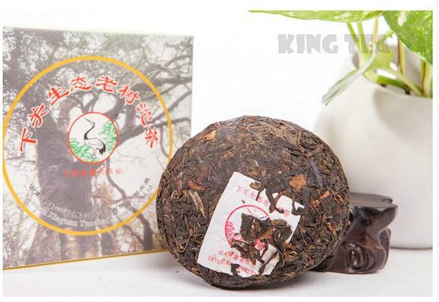 Free Shipping 2010 XiaGuan ShengTai Tuo Bowl 250g YunNan MengHai Organic Pu'er Raw Tea Weight Loss Slim Beauty Sheng Cha