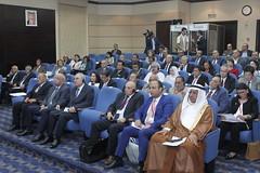 Delegates of Asian and Arab Parliamentarians in Amman, Jordan. Credit: Safa Khasawneh