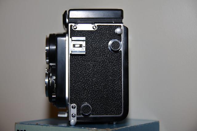 RG Version III Minolta, Canon EOS 40D, Tamron AF 17-50mm f/2.8 Di-II LD Aspherical
