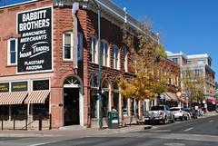 Flagstaff, AZ - Babbitt Building