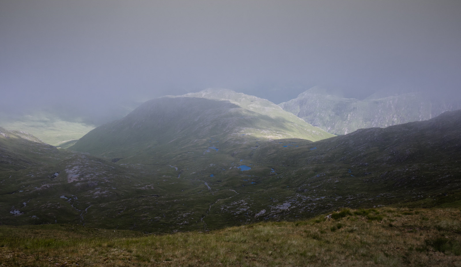The Unfinished Business of Stob Coir an Albannaich