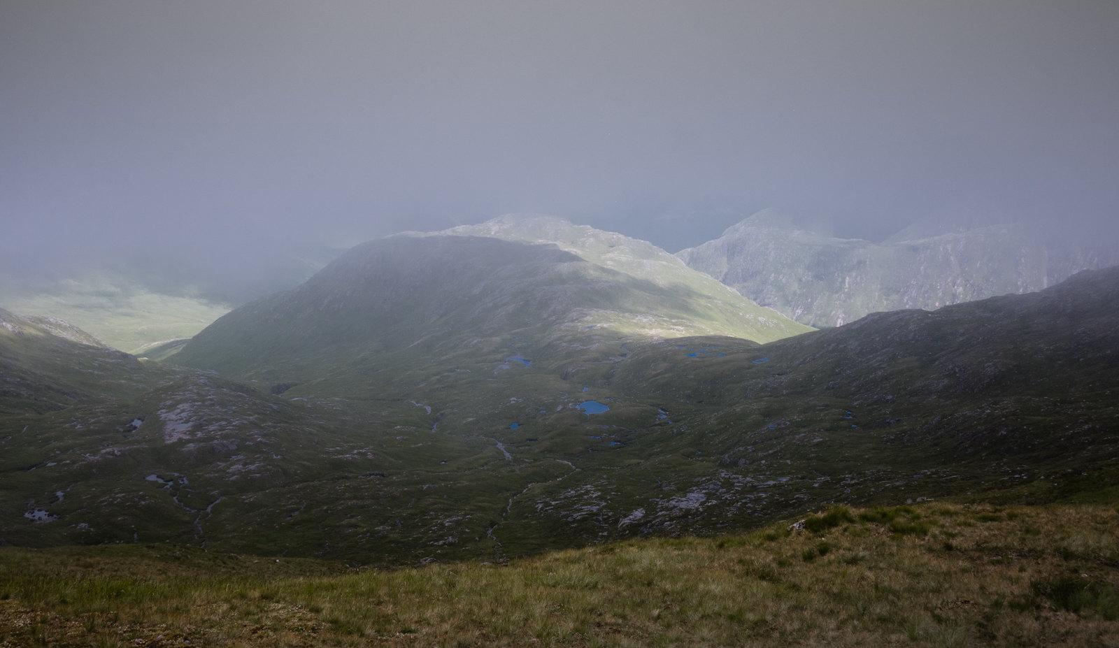 Aonach Mor view