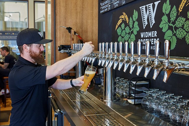 Commercial Water Efficiency: Widmer Brewing