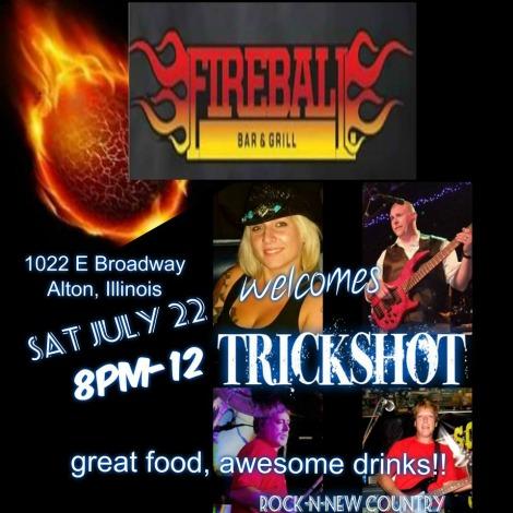 Trickshot 7-22-17