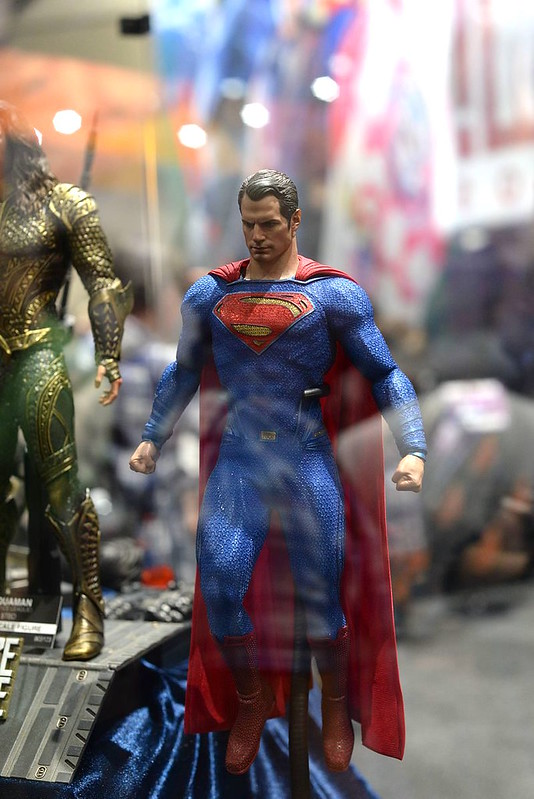 Hot Toys Superman SDCC2017 (Pic by www.mwctoys.com) Justice League