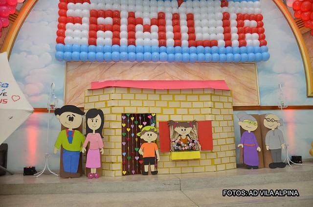 Família: Projeto de Deus / Congresso Infantil 2017
