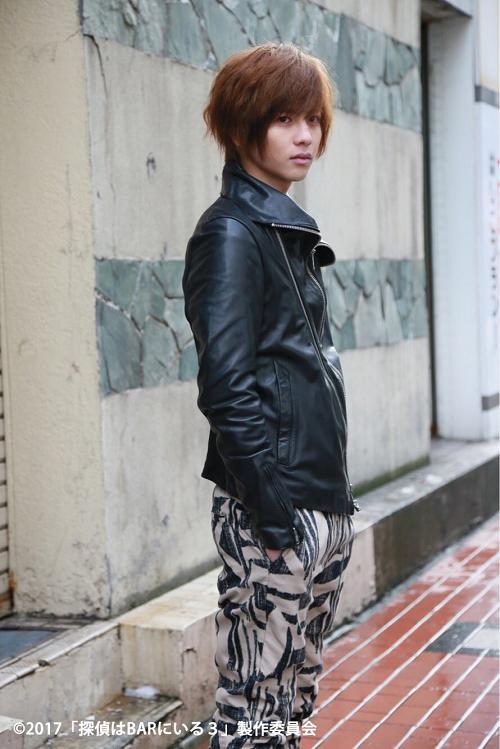 映画『探偵はBARにいる3』に志尊淳が出演することが追加発表された!