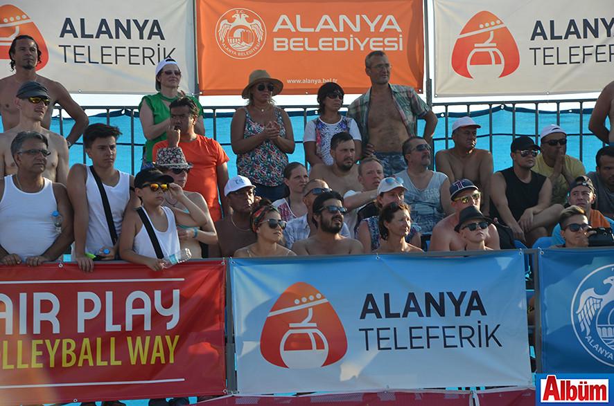 2017 CEV Bayanlar Plaj Voleybolu Avrupa Şampiyonası-16