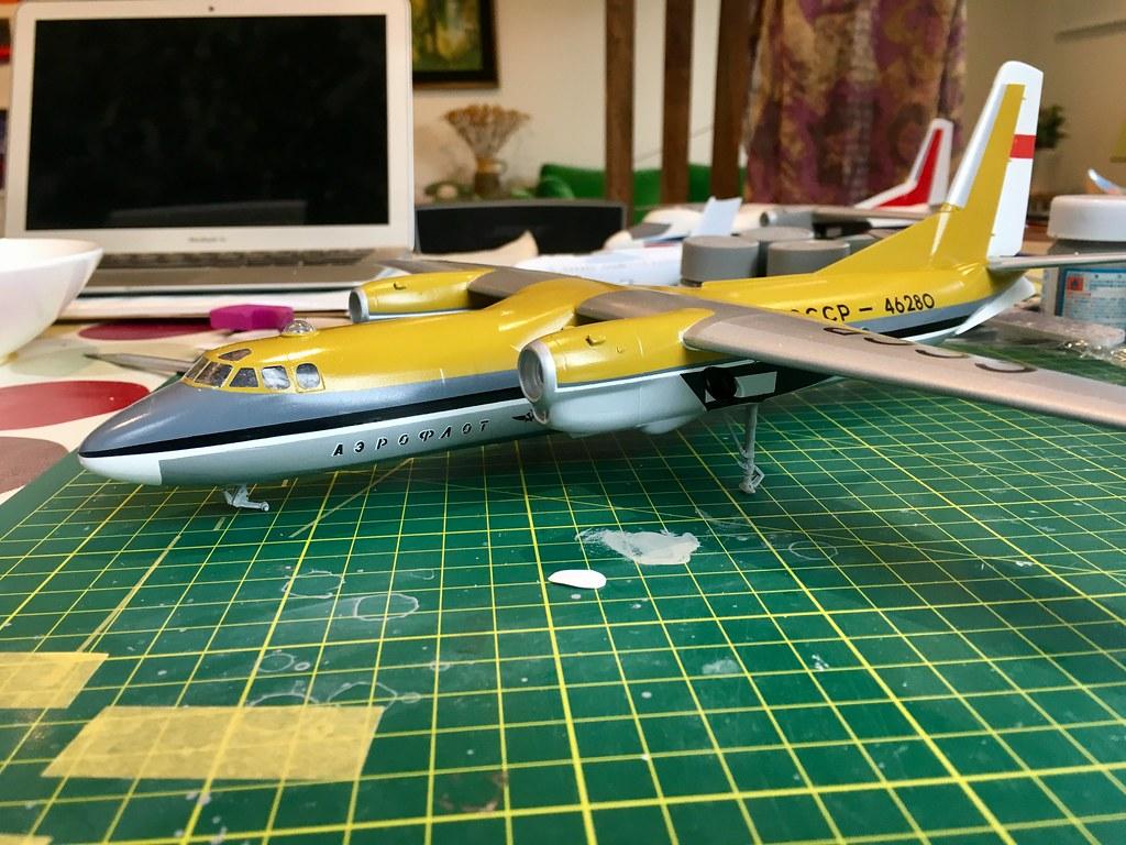 An-24T WIP