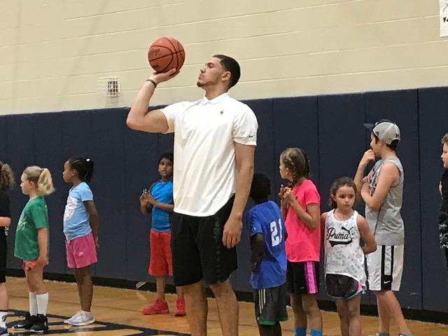 Basketball Clinic - July 2017