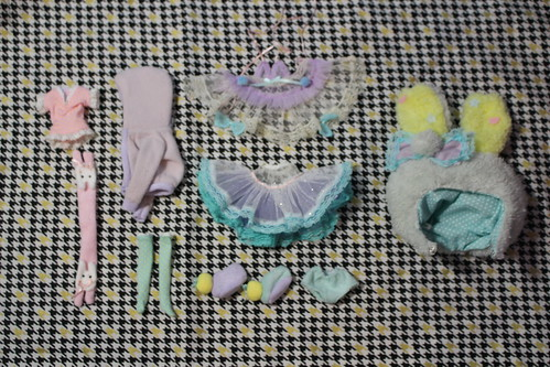 Kiyomi Mint Ice Cream version stock outfit