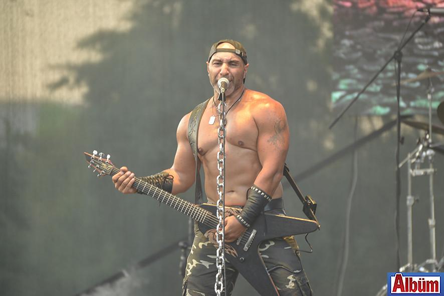 Bodrum Rock Festivali ile sallandı-3