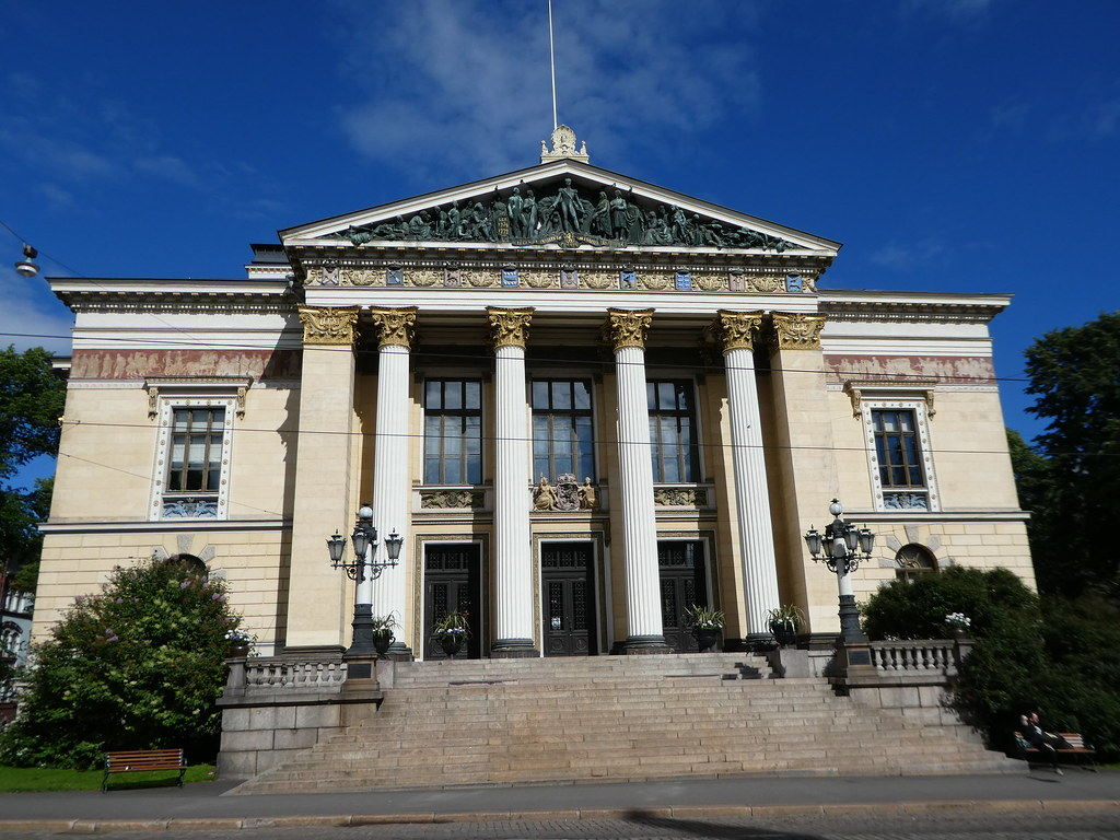 The House of the Estates, Helsinki