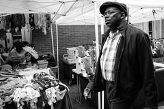 Eastern Market, Washington, DC. April, 2017.