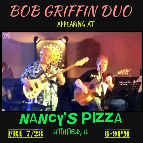 Bob Griffin Duo 7-28-17