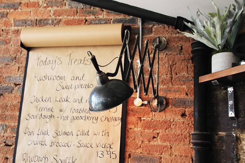 Southpour Edinburgh Restaurant Review food lifestyle blogger UK