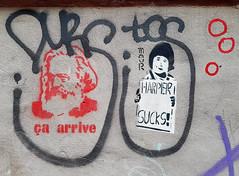 Karl Marx, Stephen Harper