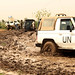 Rainy season poses significant challenges for UN peacekeepers in Darfur