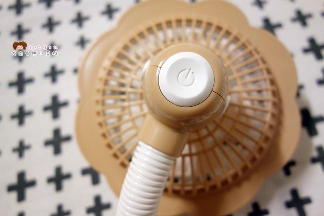 Momonga.Latte日本夾式電風扇 (3).JPG
