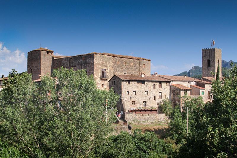 Santa Pau - La Garrotxa