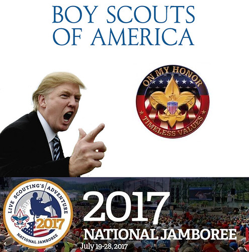 Can The Honorary Boy Scout President Be Impeached?