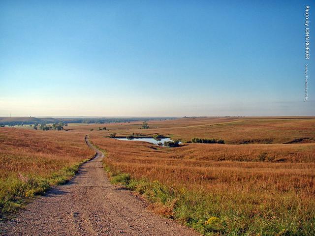 Tallgrass Prairie Nat'l Preserve, Sony DSC-H50