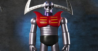 究極造型系列《無敵鐵金剛》機械獸「卡拉達K7」【抽選販售】!究極造形シリーズNo8 マジンガーZ ガラダK7