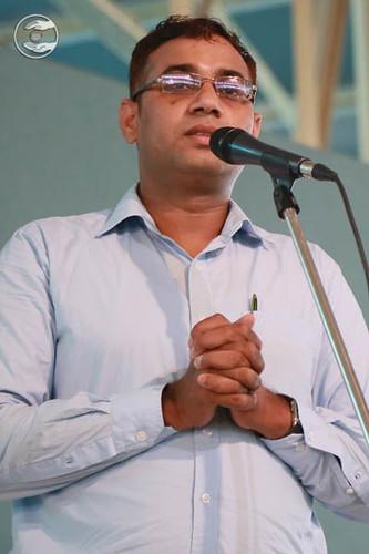 Udai Raj from Loni, expresses his views