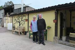 Jim and Mary of Bere Cider Company