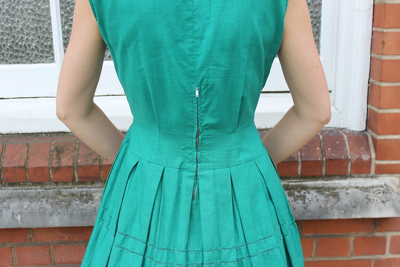 Emerald dress / etdrysskanel.com