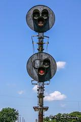 MoPac Signal | Crawfordsville, Arkansas | UP Memphis Subdivision