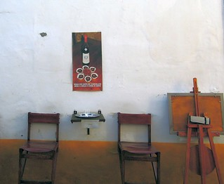Portugal (Obidos) You may taste cherry liqueur called Ginja in a chocolate cup