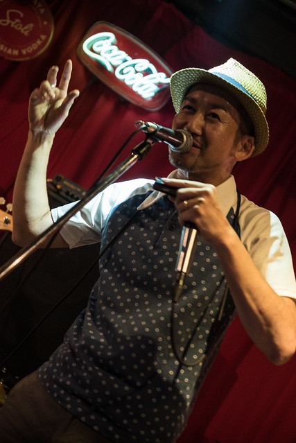 the AstroBluenauts live at Terraplane, Tokyo, 28 Jul 2017 -00282
