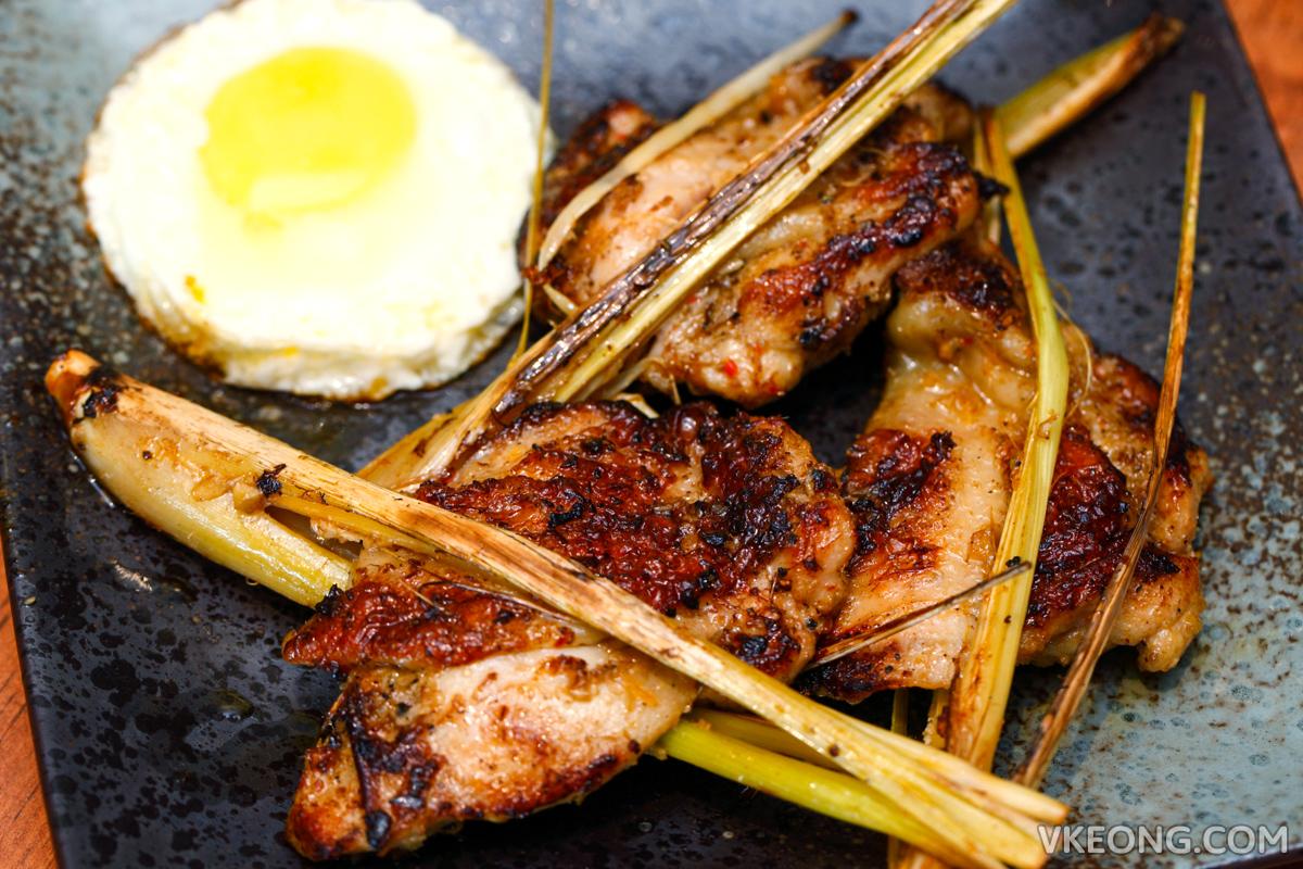 Ăn Viet  Lemongrass Chicken