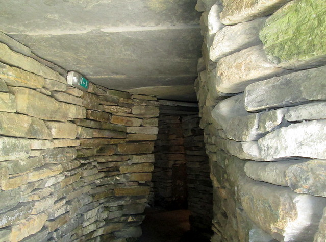 Skara Brae Mock Up Passage