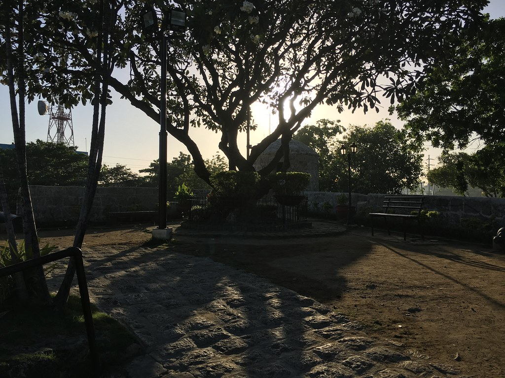 Fort San Pedro | South Cebu Tourist Spots