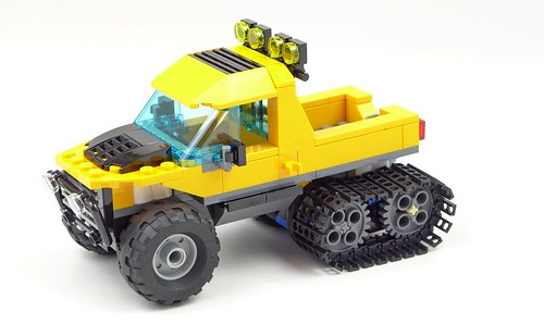 LEGO City 60159 Jungle Halftrack Mission 41